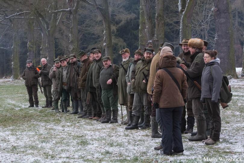 CACIT Field Trial 30.01.2015, Konopiste-Tschechien-04