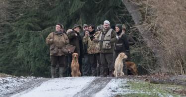 CACIT Field Trial 30.01.2015, Konopiste-Tschechien-18