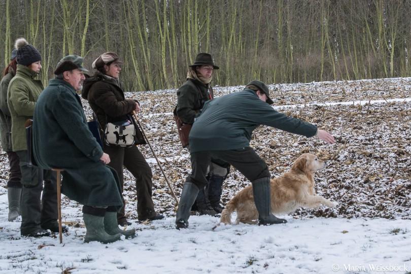CACIT Field Trial 30.01.2015, Konopiste-Tschechien-19