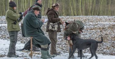 CACIT Field Trial 30.01.2015, Konopiste-Tschechien-20