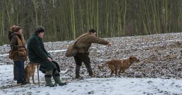 CACIT Field Trial 30.01.2015, Konopiste-Tschechien-24