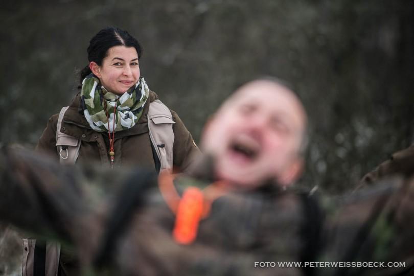 Training in Ungarn mit Zsolt Böszörményi